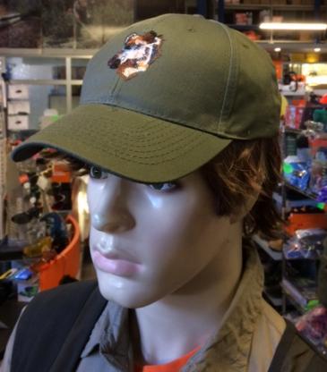 cappello con tesa