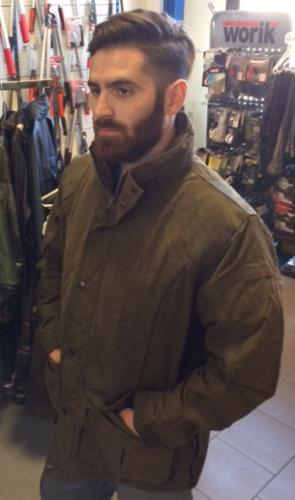 giacca per la caccia