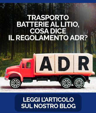 Trasporto con Corriere ADR