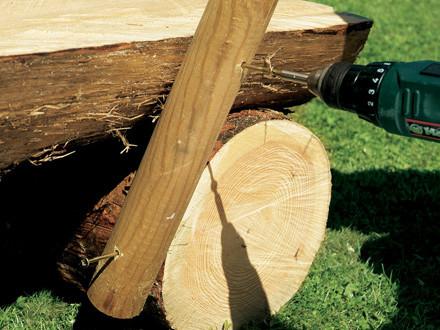 costruire panchina legno fase 3