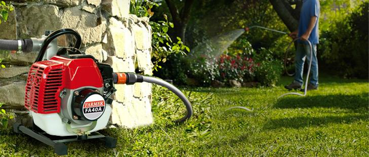 motopompe per irrigazione