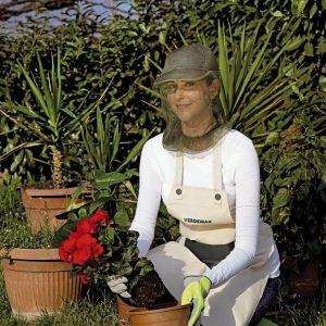 cappello ripara insetti
